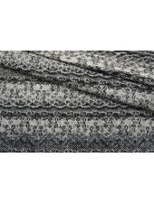 Лоден двусторонний серый орнамент BRS 09112042