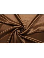 ОТРЕЗ 2,5 М Подкладочная вискоза шоколадная BRS-(54)-13112010-2