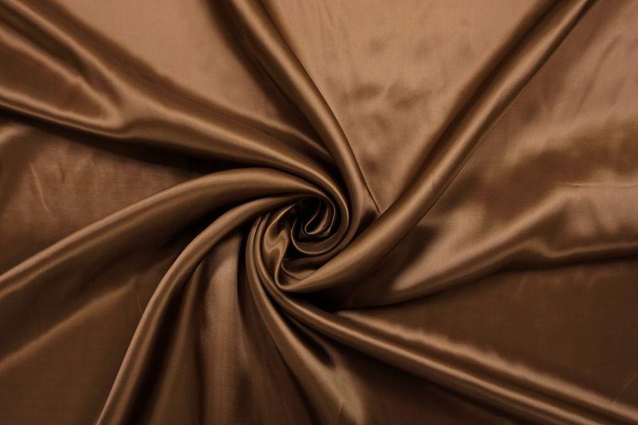 Подкладочная вискоза шоколадная BRS-B4 13112010