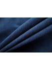Микровельвет плательно-рубашечный синий BRS-Z2 13112032