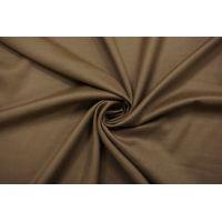 Костюмная шерстяная фланель бежево-коричневая BRS-BB4 13112036