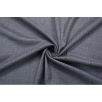 Костюмная шерстяная фланель серая BRS-BB4 13112038