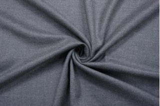 Костюмная шерстяная фланель серая BRS.H-D7 13112038