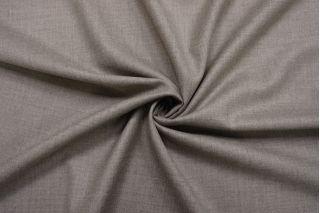 Костюмная шерстяная фланель бежевато-серая BRS.H-CC50 13112040