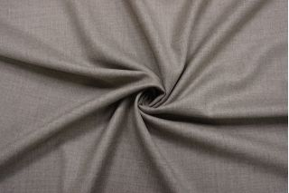 Костюмная шерстяная фланель бежевато-серая BRS.H-C3 13112040