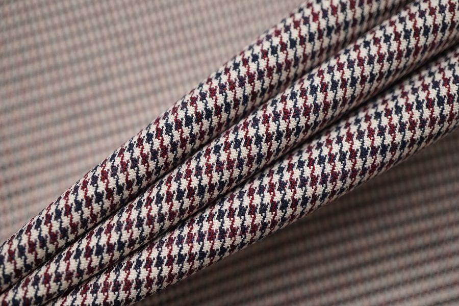 Хлопок костюмно-плательный гусиная лапка BRS-G3 13112054
