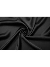 Кади атлас-креп черная BRS 13112059