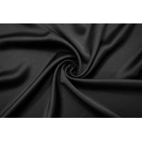 ОТРЕЗ 0,8 М Кади атлас-креп черная BRS-(34)- 13112059-2