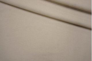 Трикотаж плотный светлая слоновая кость BRS 13112061