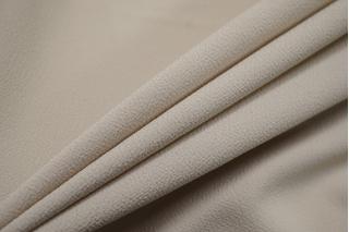 Крепдешин шелковый светлая слоновая кость BRS-AA5 13112066