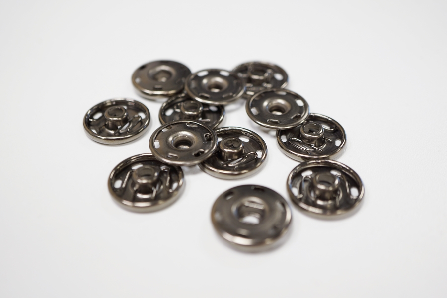 Кнопка пришивная темный никель 19 мм ST-V 15112002