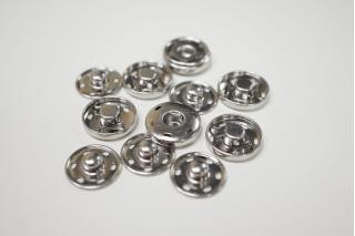 Кнопка пришивная серебряная 19 мм ST-V 15112003