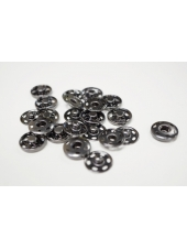 Кнопка пришивная темный никель 17 мм ST-V 15112008