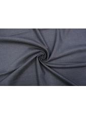Плательно-рубашечная шерсть с шелком серая TXH 20102074