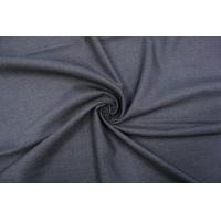 Плательно-рубашечная шерсть с шелком серая TXH-D5 20102074