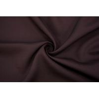 Костюмная шерсть с шелком темно-сливовая TRC-D5 20102075