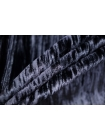 ОТРЕЗ 1,95 М Бархат шелковый креш темно-синий Forte Forte TR.H-(24)- 25112004-2
