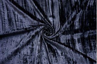 Бархат шелковый креш темно-синий Forte Forte TR-AA2 25112004