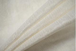 Вельвет бело-молочный плательный TR 25112009