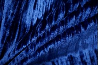 Бархат шелковый креш синий Forte Forte TR-AA2 25112012