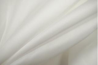 Шелковая органза приглушенно-белая Forte Forte TR 25112026