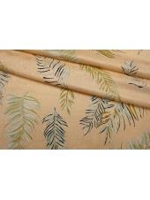Шелк листья на персиковом Forte Forte TR 25112032