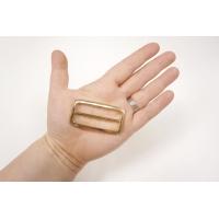 Пряжка металл желтое золото 58х31 мм-(T)- 06122001