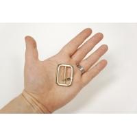 Пряжка металл золотистая 38х30 мм-(T)- 06122002