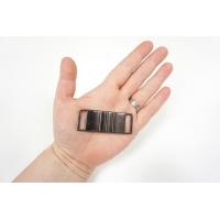 Пряжка металл темный никель 63х24 мм-(S)- 06122014