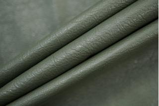 Кожзам серо-зеленый PRT-I2 04022007