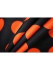 Плательный хлопок красный горох PRT-G7 04022012
