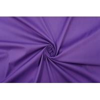 ОТРЕЗ 1,95 М Сорочечный хлопок-стрейч фиолетово-сливовый PRT-F4 04022017-1