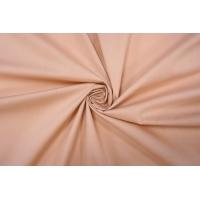 ОТРЕЗ 2,5 М Сорочечный хлопок-стрейч персиковый PRT-F4 04022019-1