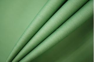 Сорочечный хлопок-стрейч зеленый PRT-F4 04022020