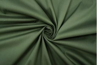 Сорочечный хлопок-стрейч темно-зеленый PRT-F4 04022022