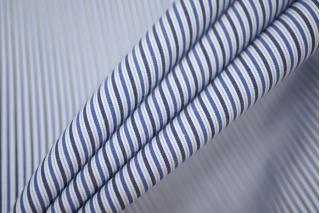 Поплин рубашечный в полоску PRT-E4 16012025