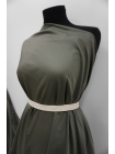 Рубашечный сатин цвета хаки PRT-F3 17012008
