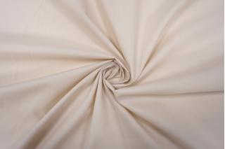 Поплин тонкий сорочечный слоновая кость PRT-F4 17012010