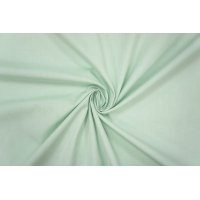 ОТРЕЗ 2,35 М Хлопок рубашечный пастельно-мятный PRT-F4 17012014-3