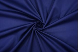 Хлопок рубашечный синий PRT-Е4 17012015