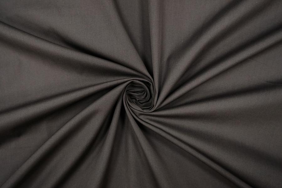 Поплин рубашечный темно-болотный PRT-B40 17012016