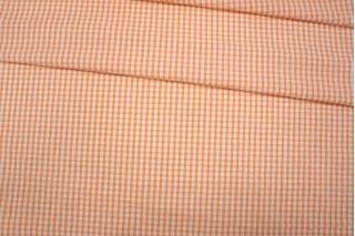 Хлопок рубашечный сирсакер в клетку PRT-E4 17012020