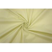 ОТРЕЗ 1,85 М Поплин тонкий сорочечный бледно-фисташковый PRT-(50)- 17012033-1