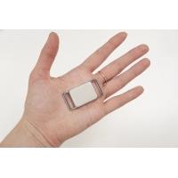 Пряжка металл бело-серый 40х42 мм PRT-(S)- 01092029