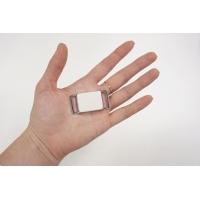 Пряжка металл белая 40х42 мм PRT-(S)- 01092030