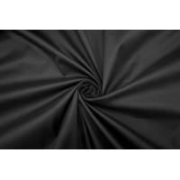 Поливискоза плащево-курточная черная PRT-J5 03032028
