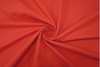 Футер тонкий красный 2-х нитка IDT-X6 03082004