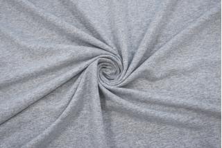 Футер тонкий серый меланж 2-х нитка IDT.H-Y40 03082007