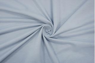 Футер тонкий бледно-голубой 2-х нитка IDT-X5 03082009
