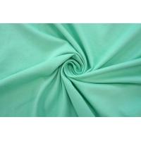 Футер тонкий насыщенный мятно-зеленый 2-х нитка IDT-X5 03082013